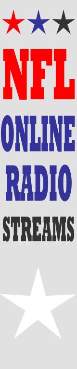 NFL Online Radio
