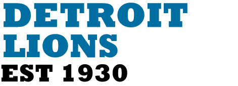 Detroit Lions Football Online