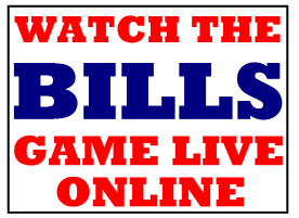 Watch the Bills Football Game Live Online