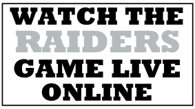 Watch the Raiders Game Online