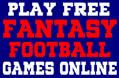 Play Free Fantasy Football Games Online